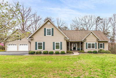 Franklin County Single Family Home For Sale: 650 Freedom Ln