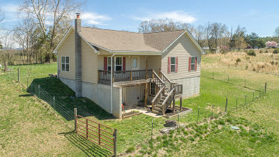Single Family Home Sold: 1410 Flowing Springs Rd