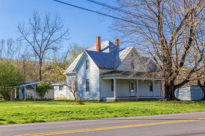 Botetourt County Single Family Home For Sale: 17454 Main St