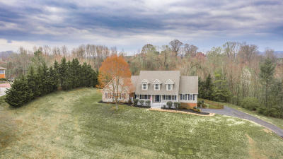 Botetourt County, Roanoke County Single Family Home Sold: 48 S South Braemar Cir
