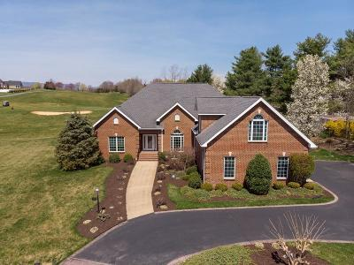 Botetourt County Single Family Home For Sale: 171 Charleston Pl