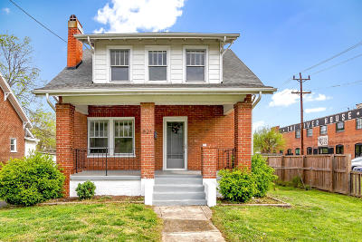 Roanoke Single Family Home For Sale: 821 Howbert Ave SW