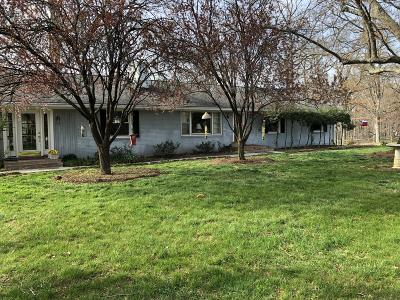 Botetourt County, Roanoke County Single Family Home For Sale: 101 Stiltner Dr