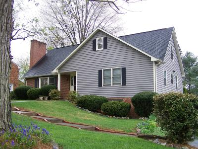 Daleville VA Single Family Home For Sale: $289,000