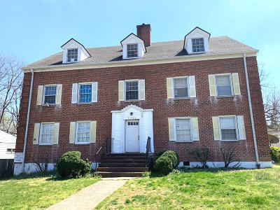 Roanoke Multi Family Home For Sale: 2703 Broad St NW