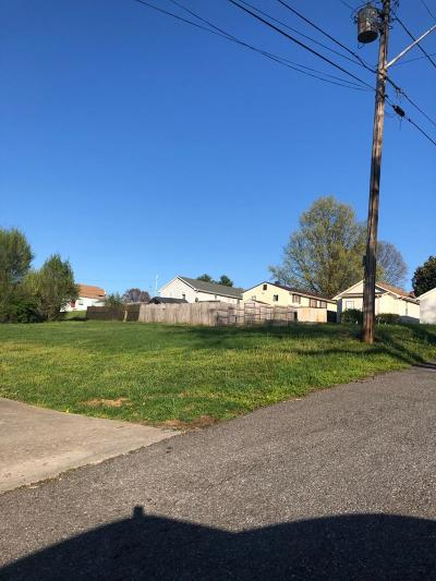 Roanoke City County Residential Lots & Land For Sale: 1709 19th St NE