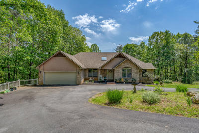 Bedford County Single Family Home For Sale: 3290 Hickory Cove Ln