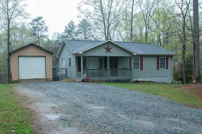 Bedford County Single Family Home For Sale: 1037 Chandler Rd