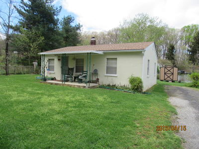 Botetourt County Single Family Home For Sale: 2095 Stoney Battery Rd