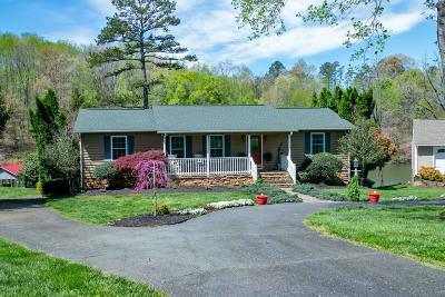 Single Family Home For Sale: 825 Lake Park Dr