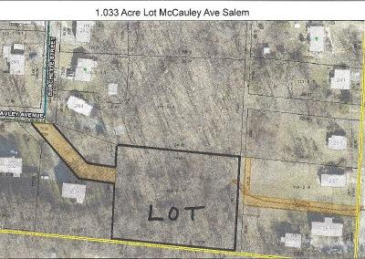 Salem Residential Lots & Land For Sale: 1800 McCauley Ave
