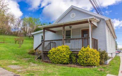Botetourt County Single Family Home For Sale: 4909 Lee Hwy