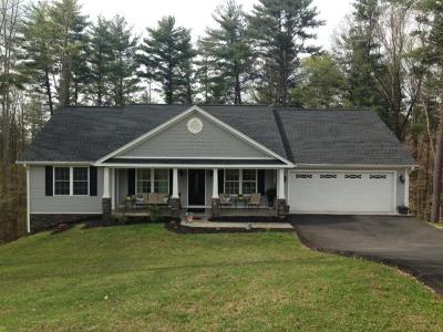 Single Family Home For Sale: 1195 River Rock Rd
