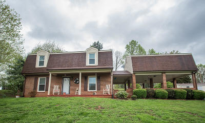 Franklin County Single Family Home For Sale: 1735 Old Franklin Tpke
