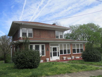 Roanoke Single Family Home For Sale: 1503 Roanoke Ave SW