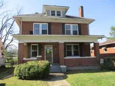 Roanoke Single Family Home For Sale: 1014 Grayson Ave NW