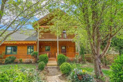 Franklin County Single Family Home For Sale: 2972 Algoma Rd