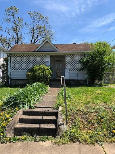Roanoke City County Single Family Home For Sale: 723 Montrose Ave SE
