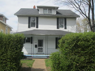 Roanoke City County Single Family Home For Sale: 810 Morrill Ave SE