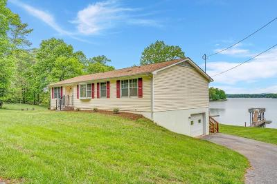 Single Family Home For Sale: 1047 Highland Lake Rd