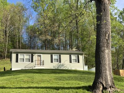 Troutville Single Family Home For Sale: 2476 Haymakertown Rd
