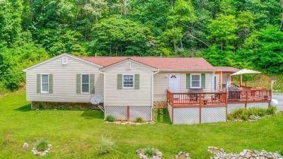 Roanoke County Single Family Home For Sale: 8420 Willett Ln