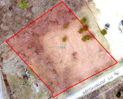 Residential Lots & Land For Sale: 7614 Berganblick Ln