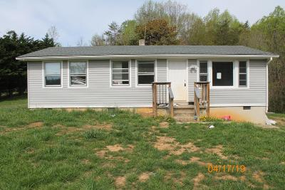 Troutville Single Family Home For Sale: 1520 Little Catawba Creek Rd