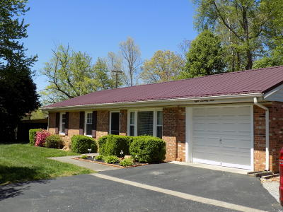 Roanoke County Single Family Home For Sale: 874 Lauderdale Ave