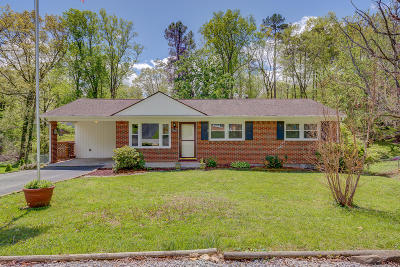 Roanoke Single Family Home For Sale: 5060 Northwood Dr NW
