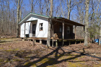 Craig County Single Family Home For Sale: Hanging Rock Cir
