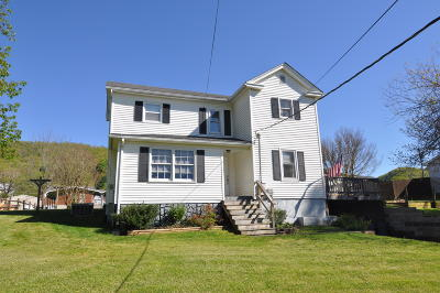 Botetourt County Single Family Home For Sale: 36 Boyd St