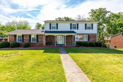 Roanoke County Single Family Home For Sale: 1036 Howell Dr