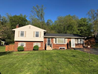 Roanoke County Single Family Home For Sale: 839 Clearwater Ave