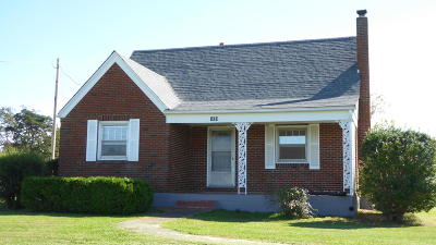 Franklin County Single Family Home For Sale: 500 Webster Rd