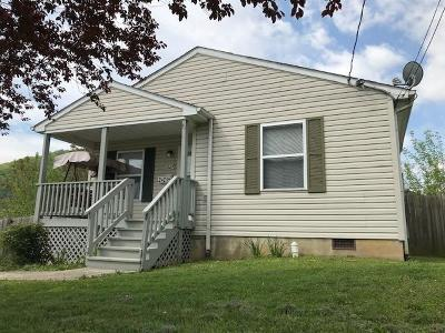 Roanoke Single Family Home For Sale: 1527 9th St SE