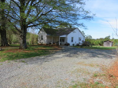 Pittsylvania County Single Family Home For Sale: 2817 Brights Rd