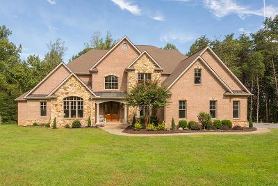 Single Family Home For Sale: 505 Redbud Ln
