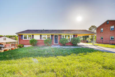Single Family Home For Sale: 5514 Oakland Blvd