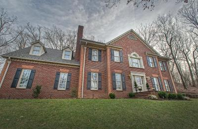 Roanoke County Single Family Home For Sale: 5114 Hunting Hills Dr