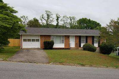 Vinton Single Family Home For Sale: 541 Olney Rd