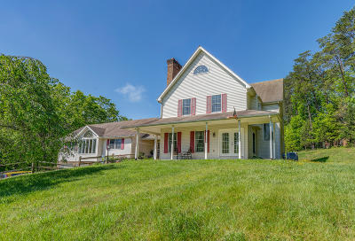 Fincastle Single Family Home For Sale: 167 Quail Ridge Dr