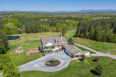 Bedford County Single Family Home For Sale: 1933 Fancy Grove Rd