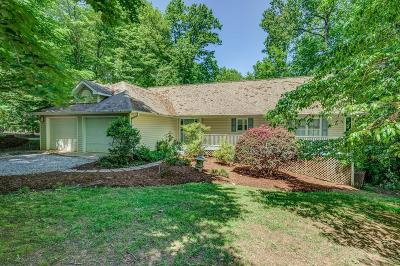 Bedford County, Franklin County, Pittsylvania County Single Family Home For Sale: 1095 Guardian Cir