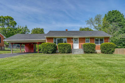 Single Family Home For Sale: 3840 Green Valley Dr