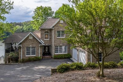 Single Family Home For Sale: 86 Roanoke Landing Cir