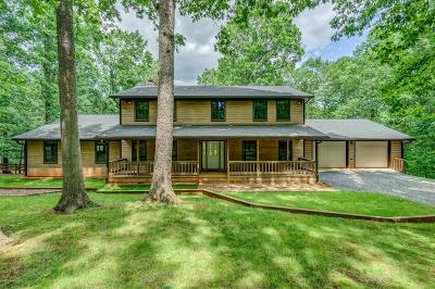 Goodview Single Family Home For Sale: 104 Hickory Lake Ln