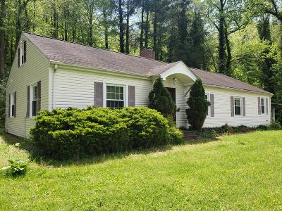 Franklin County Single Family Home For Sale: 24401 Virgil H Goode Hwy