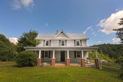 Single Family Home For Sale: 11729 Countyline Rd