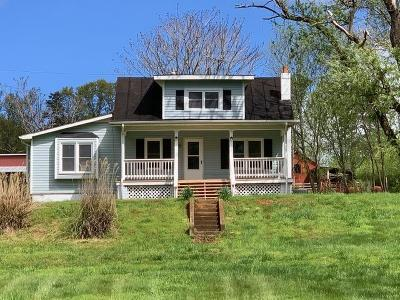 Franklin County Single Family Home For Sale: 85 Old Ferrum Rd